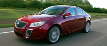2013 Buick Regal Gets Automatic for GS and Standard eAssist
