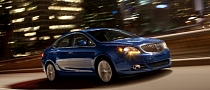 2013 Buick Verano Turbo EPA Rating: 31 MPG Highway