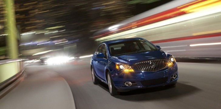 2013 Buick Verano Turbo Gets 250 HP [Photo Gallery]