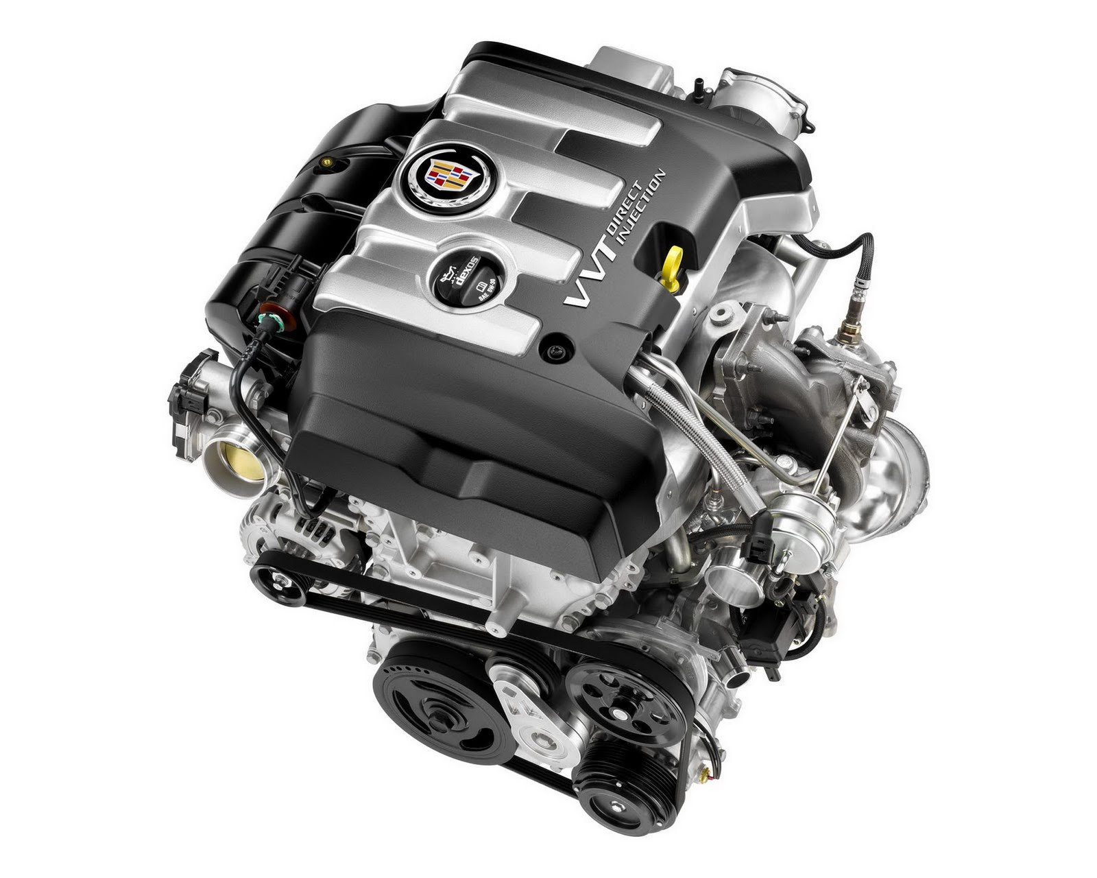 2013 Cadillac Ats 2 0 L Turbo >> 2013 Cadillac ATS Engines: 270 HP 2.0L Turbo, 2.5L and 3.6L V6 - autoevolution