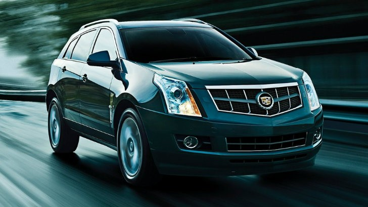 2013 cadillac srx recalled for transmission flaw. Black Bedroom Furniture Sets. Home Design Ideas