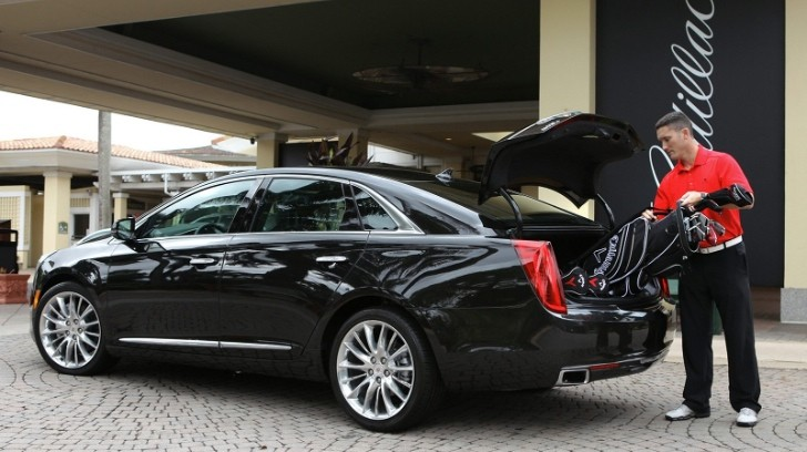 2013 Cadillac XTS Sedan Interior Space Explained