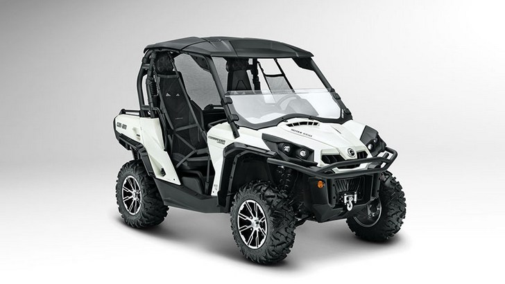 Can Am 1000 >> 2013 Can-Am Commander Limited - autoevolution