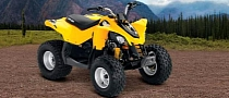 2013 Can-Am DS 70: Spring Is Here, Your Kid Wants to Ride