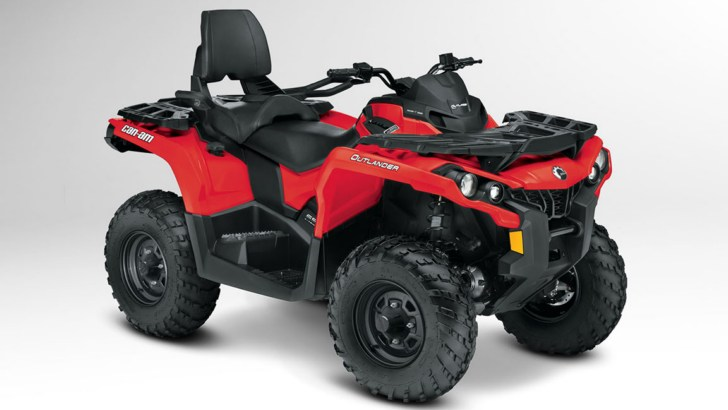 2013 Can-Am Outlander Max, an ATV in Three Flavors