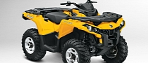 2013 Can-Am Outlander DPS, Power Steering to the Max [Photo Gallery]