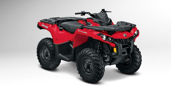 2013 Can-Am Outlander, the Good-looking Workhorse Family