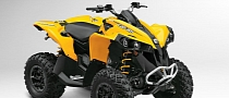 2013 Can-Am Renegade 500, Your Way into Sport Performance