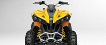 2013 Can-Am Renegade 800R, the Aggressive Trail Machine