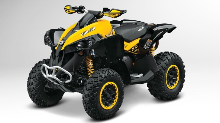 2013 Can-Am Renegade X xc 1000, Top Specs for Leisure and Racing [Photo Gallery]
