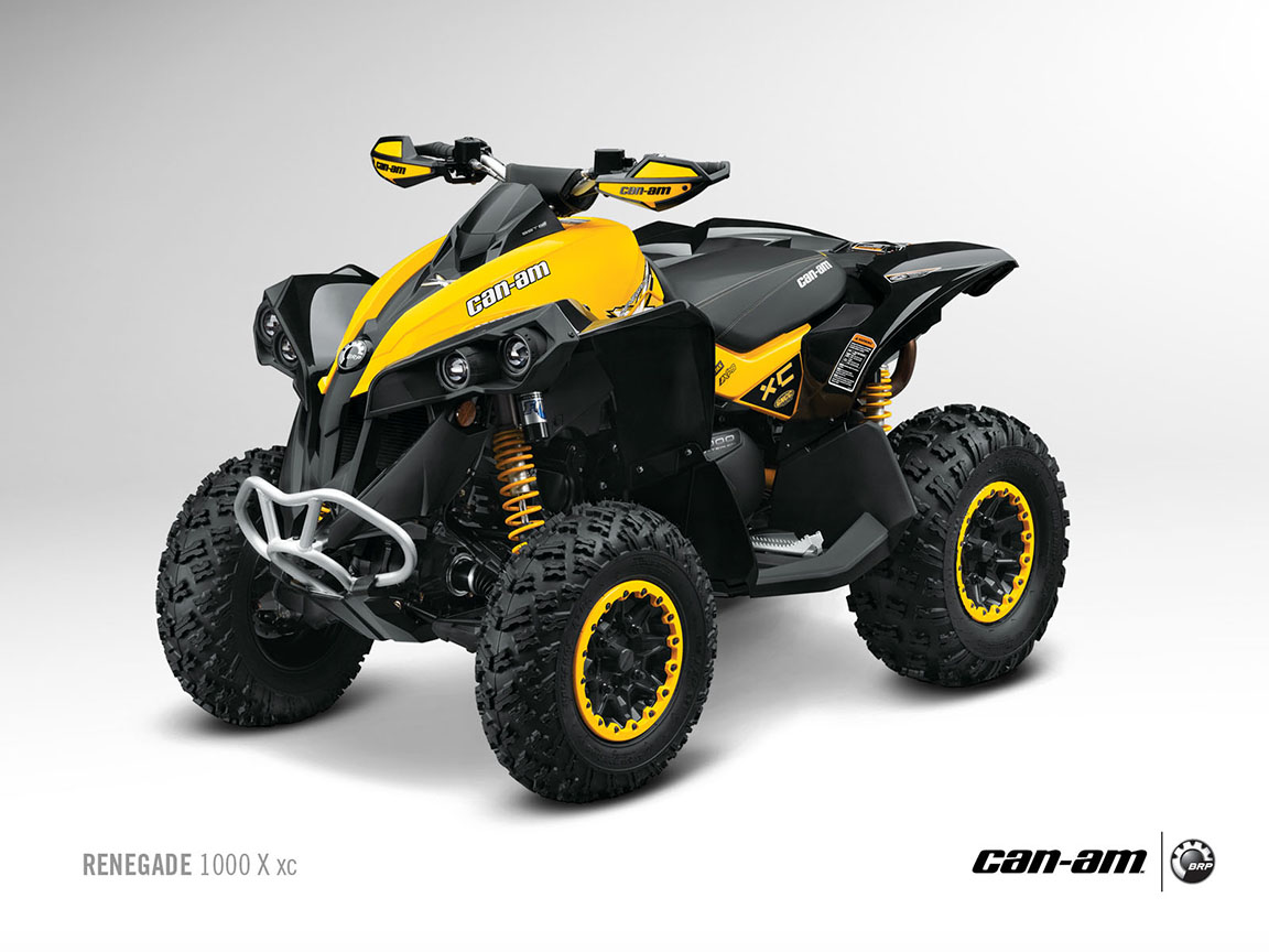 2013 can am renegade x xc 1000 top specs for leisure and racing autoevolution. Black Bedroom Furniture Sets. Home Design Ideas