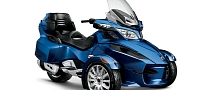 2013 Can-Am Spyder RT, a Classy 3-wheel Vehicle