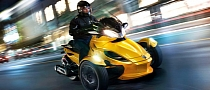 2013 Can-Am Spyder RT and ST Recalled