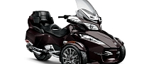 2013 Can-Am Spyder RT Limited Is A Luxury Touring Machine