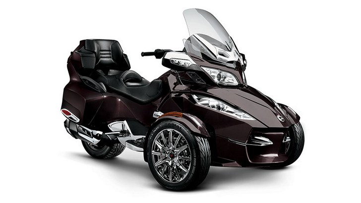 Can Am Car >> 2013 Can-Am Spyder RT Limited Is A Luxury Touring Machine - autoevolution