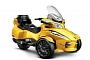 2013 Can-Am Spyder RT-S [Photo Gallery]