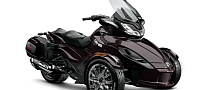 2013 Can-Am Spyder ST Limited, for Comfort Touring