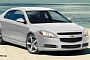 2013 Chevrolet Malibu Coupe Cancelled