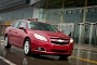 2013 Chevrolet Malibu Ecotec 2.0L Turbo Rated at 259 HP