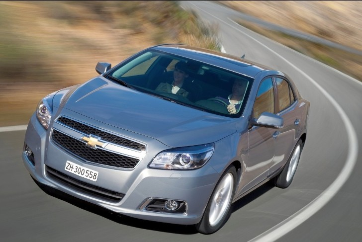 2013 Chevrolet Malibu Gets Price Cut to Stay Competitive