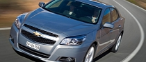 2013 Chevrolet Malibu Recalled