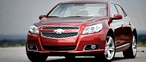 2013 Chevrolet Malibu Turbo Put Through its Paces on Track [Video]