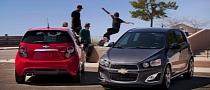 2013 Chevrolet Sonic RS Pricing Announced [Video]