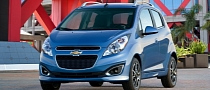 2013 Chevrolet Spark US Pricing Announced