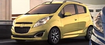 2013 Chevrolet Spark Promo Is All Sci-Fi