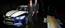 2013 Chevrolet SS NASCAR Race Car Revealed, Previews RWD Sedan [Photo Gallery]