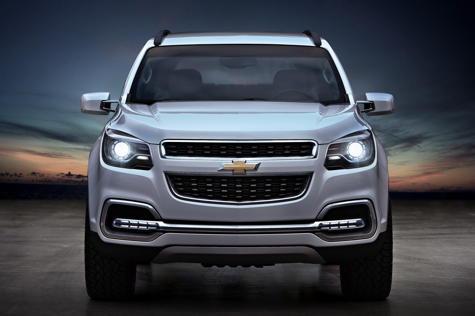 2013 Chevrolet Trailblazer Gets Real With New Photos and Videos