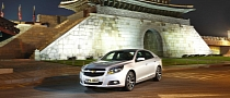 2013 Chevy Malibu Clocks 1 Million Miles of Road Testing
