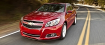 2013 Chevy Malibu Will Get 2.0L Turbo Engine