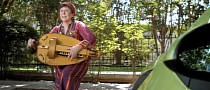 2013 Chevy Spark Commercial: Hurdy Gurdy [Video]