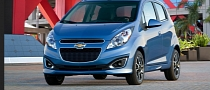 2013 Chevy Spark Gets 38 MPG Highway
