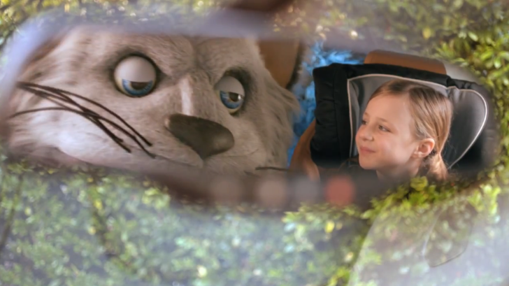 2013 Chevy Traverse TV Commercial: Imaginary Friends [Video]