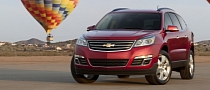 2013 Chevy Traverse Unveiled: Photos and Details