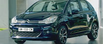 2013 Citroen C3 Facelift Makes Video Debut [Video]
