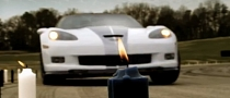2013 Corvette 427 Convertible Commercial: Candles [Video]