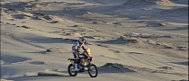 2013 Dakar: Barreda Bort Takes Stage 4, Pain Becomes Overall Leader
