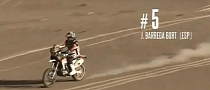 2013 Dakar: Despres' Hesitations in Stage 4 Cost Him Time [Video]