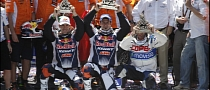 2013 Dakar Ends in Full KTM Glory [Video]