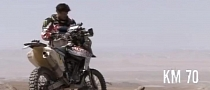 2013 Dakar: French Yamaha Riders Take Stage 5, KTM Gets Podium, Too [Video]
