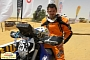 2013 Dakar: Thomas Bourgin Dies after Crashing into a Chilean Police Car