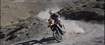 2013 Dakar: Verhoeven Takes Stage 12, Injured Barreda Comes Third [Video]