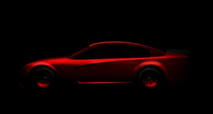 2013 Dodge Charger NASCAR Sprint Cup Racer Teased