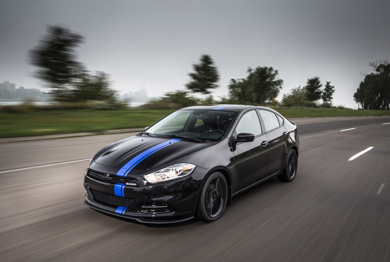 2013 dodge dart by mopar pricing announced autoevolution. Black Bedroom Furniture Sets. Home Design Ideas