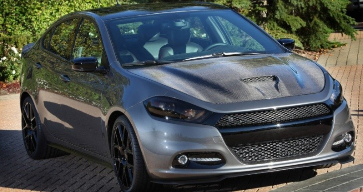 2013 Dodge Dart by Mopar Unveiled Ahead of SEMA [Photo Gallery]