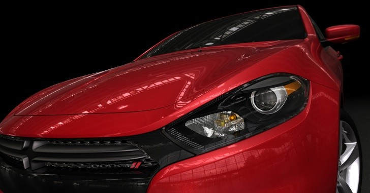 2013 Dodge Dart Compact Sedan Teaser Revealed