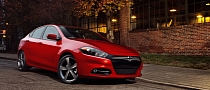 2013 Dodge Dart Will Get 41 MPG with Aero Package
